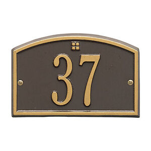 Cape-Charles-Petite-Personalized-Address-Plaque