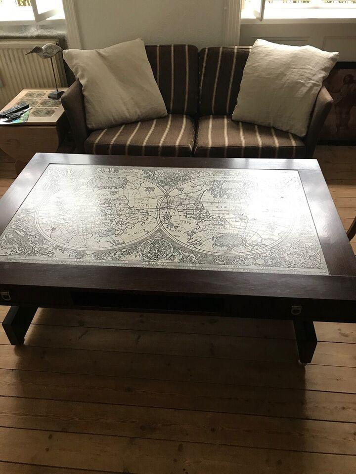 Sofabord, kirsebærtræ