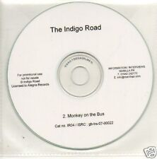(978T) The Indigo Road, Monkey On the Bus - DJ CD