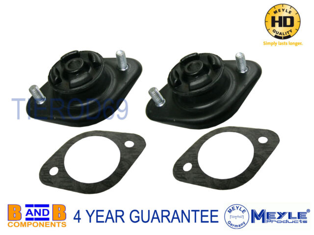 BMW 3 SERIES E36 E46 Z3 PAIR 2 X REAR SHOCK SHOCKER ABSORBER STRUT TOP MOUNT Vehicle Parts & Accessories