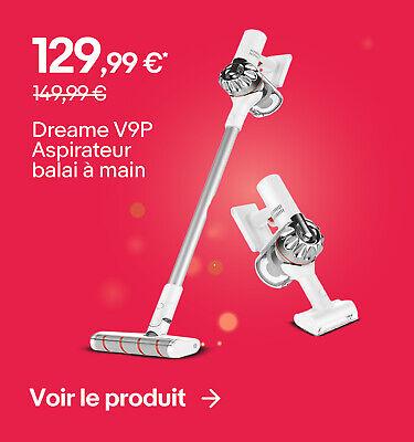 Dreame V9P Aspirateur balai à main - 129,99 €*