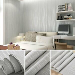 Details About Modern Sticker Wallpaper Living Room Bathroom Kitchen Wall Covering Paper