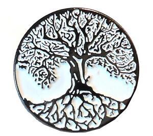 árbol De La Vida Religioso Filosófico Espiritual Símbolo Esmalte