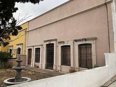 VENTA PROPIEDAD CENTRO HISTORICO CD CHIHUAHUA PARA OFICINAS CONSULTORIOS CAFE O RESTAURANTE