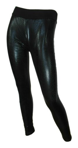 Thermo Leggings Snake-SUPERBE serpents simili cuir