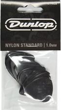 Jim Dunlop Nylon Standard Guitar Picks 12 Pack - 1.00mm