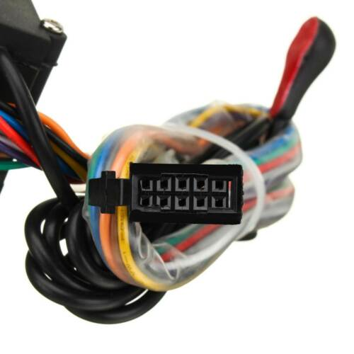 Lichtautomatik Automatiklicht Lichtsensor Lichtschalter Chrom Tunnellicht T5