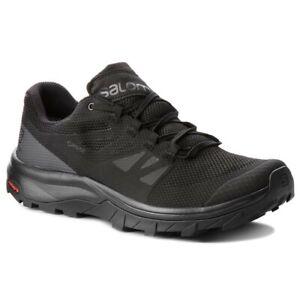 Details zu Salomon Outline GTX Herren Wanderschuhe Outdoor Freizeit Hiking Gore Tex Schuhe