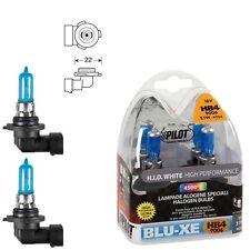 1 Kit 2 Lampade Blu-Xe HB4 12v 51W 4500°K LAMPA +20% Effetto XENON