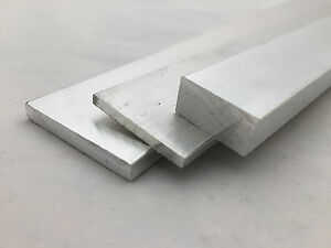flachstange aluminium flach alu stange flachmaterial profil aluprofil ebay. Black Bedroom Furniture Sets. Home Design Ideas
