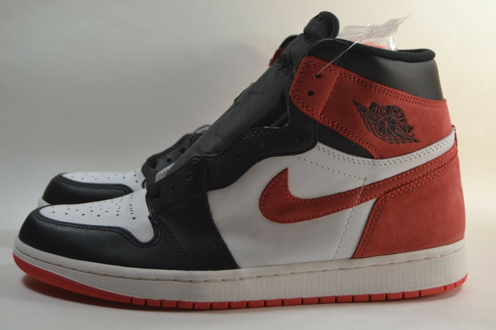 New Nike Air Jordan 1 Retro High OG Track Red 555088-112 Best in Hand