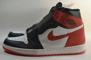 1f8fa685ed13bd New Nike Air Jordan 1 Retro High OG Track Red 555088-112 Best in ...