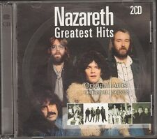NAZARETH Greatest Hits 2 CD NEW 18 track LOVE HURTS Morning Dew RUBY TUESDAY