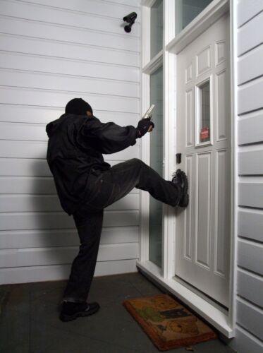 Security Door StopThe OnGARD Stops Violent Looters /& Burglars