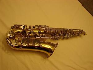 Alto Sax Yamaha Advantage Yas Ad Ii