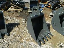 "24"" quick attach bucket built to fit kubota KX-121-2-3 excavator"