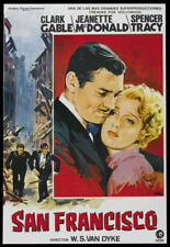 San Francisco Clark Gable Jeanette MacDonald poster #5