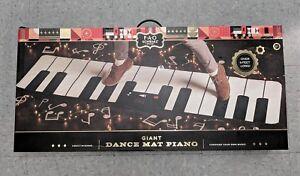 Fao Schwarz Piano Dance Mat Xl W 24 Keys And 5 Built In