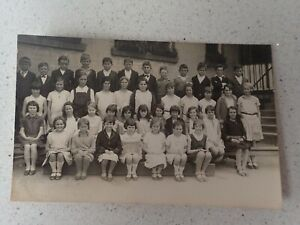 1932s-Australian-School-Class-Photo-Taree-Postcard-Lot-P1