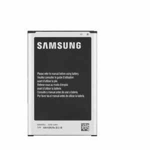 2 PCS Samsung Galaxy Note3 OEM Li-ion Replacement BATTERY For SAMSUNG EB-B800BU