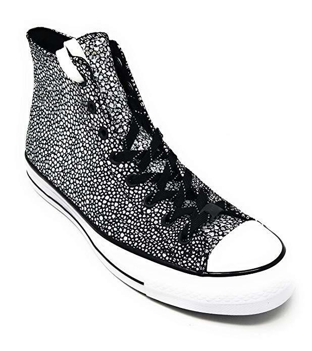 Converse Chuck Taylor All Stars CTAS 70 Hi Black & White Sneakers shoes 10 NEW