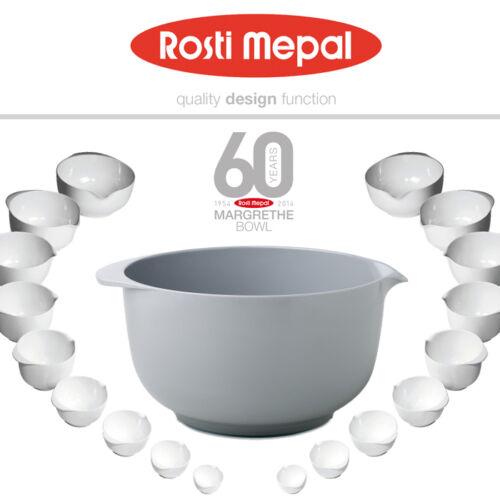 grau 750 ml Margrethe Rührschüssel Rosti Mepal