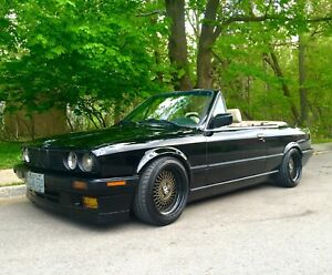 1992 BMW 3 Series Cabriolet