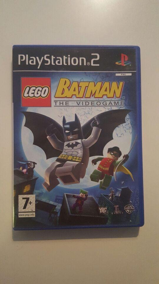 Lego Batman, PS2