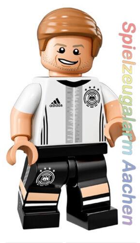LEGO 71014 Minifigur 21 Marco Reus DFB Team EM 16 Fußball National Mannschaft
