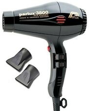 PHON PARLUX CERAMIC IONIC 3800 ECO FRIENDLY NERO MADE IN ITALY IL TOP NEW