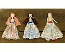Custom ooak mano esculpida una muñeca-hecho a pedido Mini Muñecas por E.C.