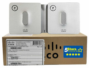 Cisco 8832 Wireless Microphone Kit (CP-8832-MIC-WLS=) Brand New, 1 Year Warranty