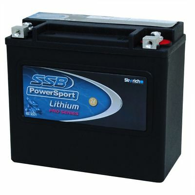 SSB PowerSport Lithium lightweight race car battery 2.5kg 800CCA drift drag