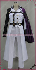 Seraph of the End Vampire Noble Crowley Eusford Cosplay Uniform Costume