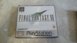 Final Fantasy VII (7) PS1 Juego