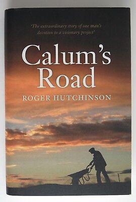 Calum's Road Roger Hutchinson 1st Ed. Verschiedene Stile