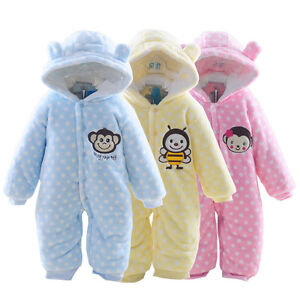 eb1843fe2ad7 cotton winter warm babywear Newborn Baby Clothes Sets Girls Boy ...
