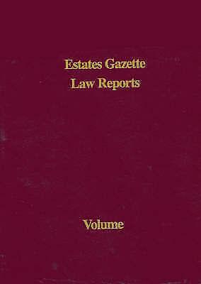 EGLR 2007 V3 + Index by Marshall, Hazel, QC (Hardback book, 2007)