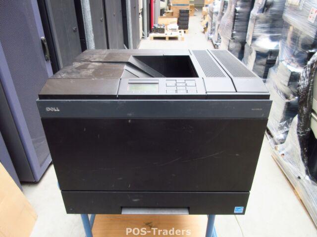 DELL Color Laser A4 Printer 5130cdn colour COLOR Y988P USB NETWORK - PAPER JAM