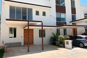 Casa en Renta, Aqua Residencial, Cancún.