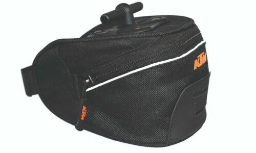 KTM MTB Vélo Sacoche de selle T-System II-Reflex rayures M taille S