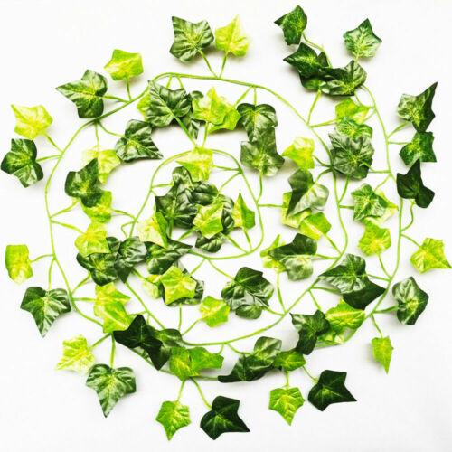 Best Artificial Ivy/'Trailing Vine Fake Foliage Flower Hanging Leaf Garland Plant