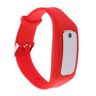 Électrique décharge antistatique bande de poignet bracelet sangle rouge