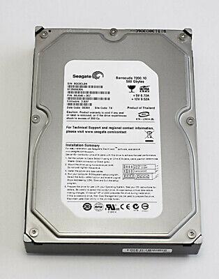 "Seagate Barracuda 160GB NEW 7200.10 3.5/"" Hard Drive ST3160215A HDD IDE PATA"