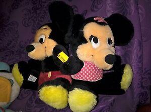 Vintage Mickey & Minnie Mouse / Disney / 80er Jahre / Florida / wie neu - <span itemprop=availableAtOrFrom>Mömlingen, Deutschland</span> - Vintage Mickey & Minnie Mouse / Disney / 80er Jahre / Florida / wie neu - Mömlingen, Deutschland