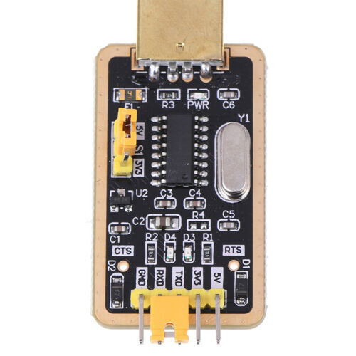 1 Pcs CH340G RS232 module USB to TTL converter UART module CH340 5~ii