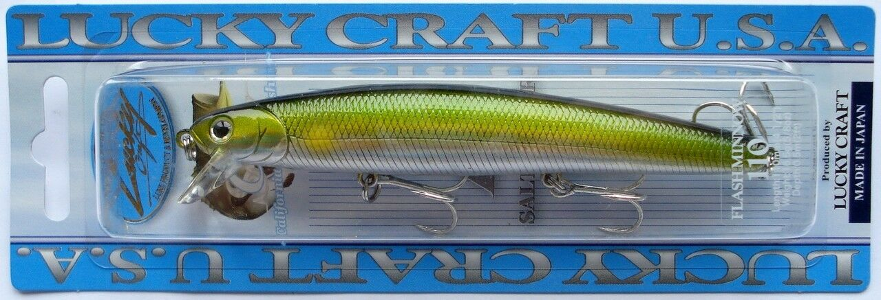 701 Pearl White LUCKY CRAFT SW Pointer 100S