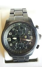 Victorinox Swiss Army Infantry Vintage Chrononograph 241460 Automatic Mens Watch