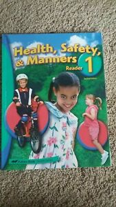 Abeka-Health-Safety-amp-Manners-Reader-1-Second-Edition