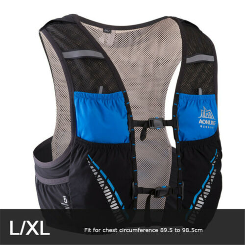 AONIJIE 5L Outdoor Sports Off-road Bag Vest Riding Marathon Running Backpack
